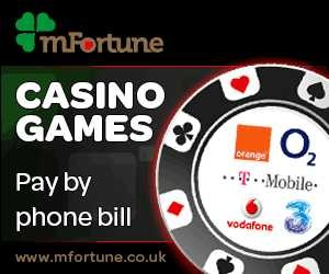 Mobile Casino Pay By Phone Bill Kingcasinobonus
